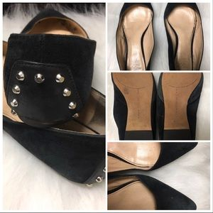 Vince Camuto ~ Pointed flats Size 8